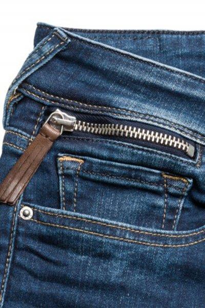 Jeans REPLAY Luz Zip Power Stretch WCX689 71B 825
