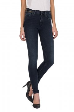Pantalón REPLAY Zackie BlueBlack Overdyed WA657 143 387 009
