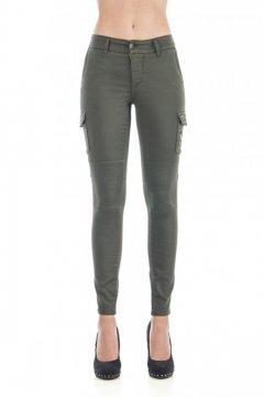 Pantalón SOS Jeans Tech Stretch Sateen Tachas P1479 4289