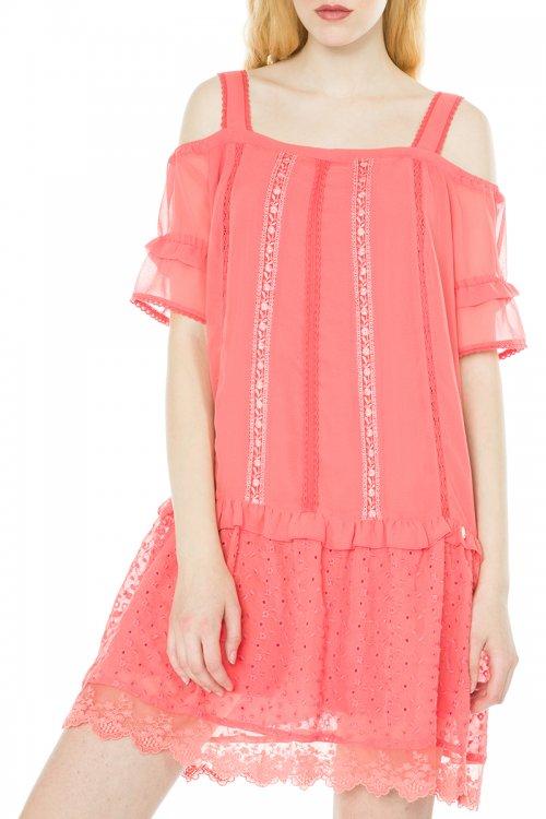 Vestido FRACOMINA Coral FR17SM574