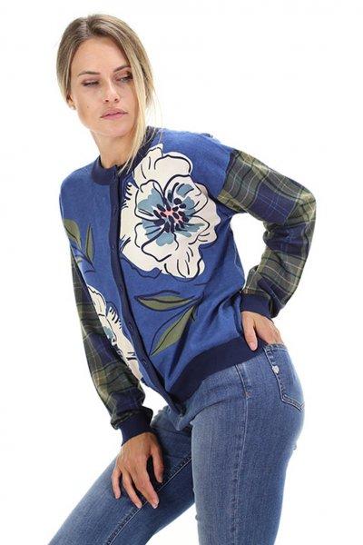 Cárdigan TWINSET Estampado Flores 2MP3250
