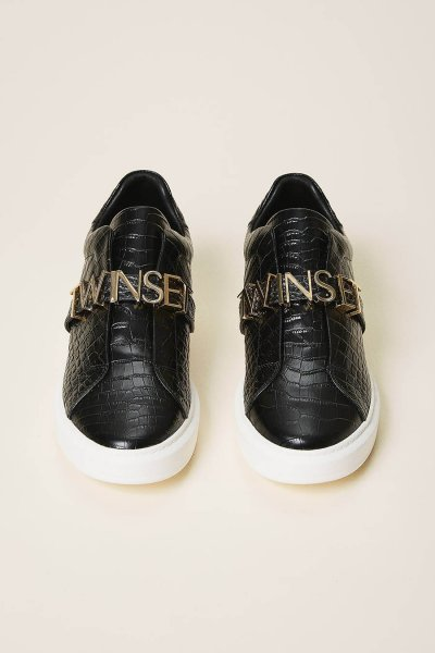 Sneakers TWINSET Con Logo 202TCP034