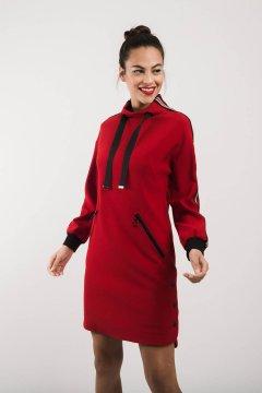 Vestido ALBA CONDE Deportivo Rojo 6420-402-55