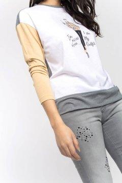 Camiseta ALBA CONDE Estampado Mujer 5802-211-15