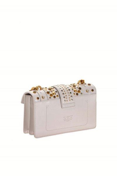 Mini Bolso PINKO Studs con Tachas 1P21V3Y6MC