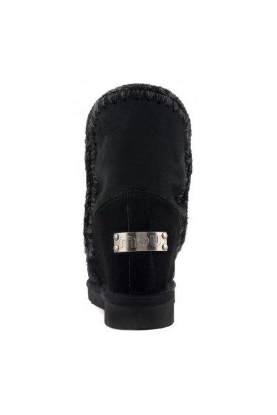 Bota MOU Inner Wedge Texan Hotfix Black MU.FW121017A BKBK