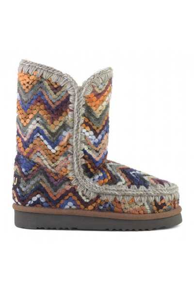 Bota MOU Eskimo 24 Wool Fabric Mix Multi MU.FW101017K WMMU
