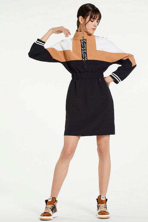 Vestido RINASCIMENTO Combinado CFC0099817003