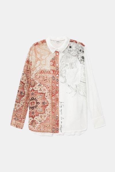Camisa DESIGUAL Mosa 20WWCW53