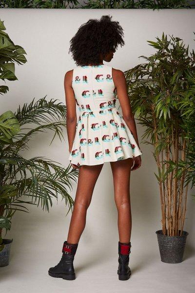 Vestido GUTS & LOVE Lovers V-20-0-035
