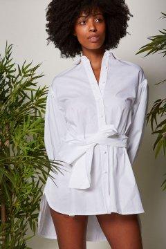Camisa GUTS & LOVE Snow & Bow Shirt C-20-4-002