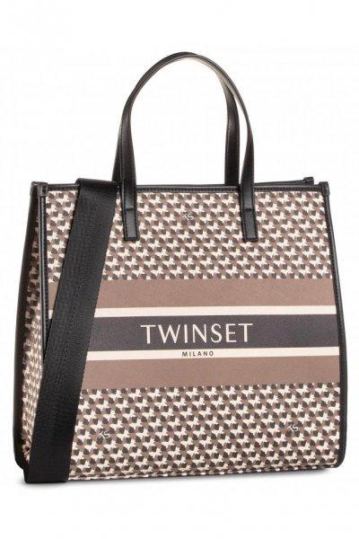 Bolso TWINSET Shopper Mariposas 202TB7171