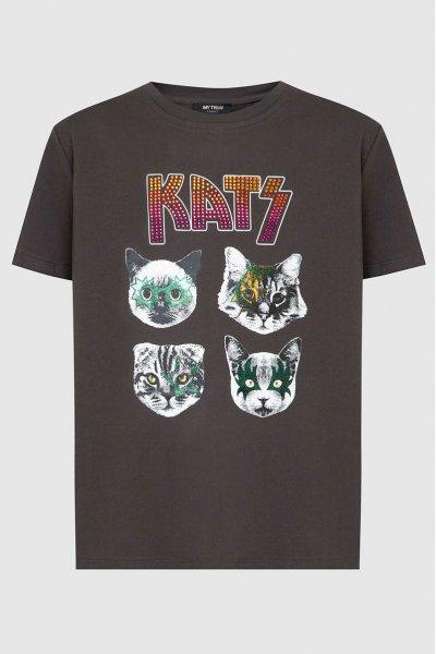 Camiseta TWINSET Kats 202MT2304