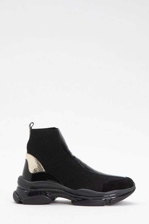 Sneakers TWINSET Alta Engomada 202TCT044