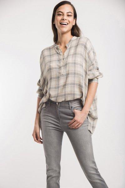 Jeans ALBA CONDE Gris 6501-435-15