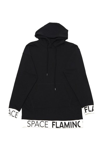 Vestido SPACE FLAMINGO Negro SF E031
