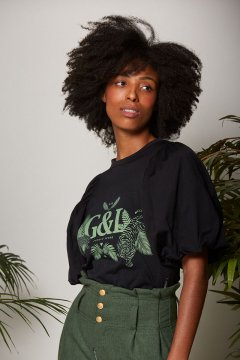 Camiseta GUTS & LOVE Jungle Fever C-20-003-B