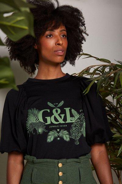 Camiseta GUTS & LOVE Jungle Fever C-20-003-B