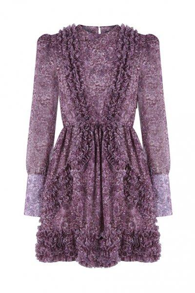Vestido GUTS & LOVE Burgundy Mine V-20-0-045