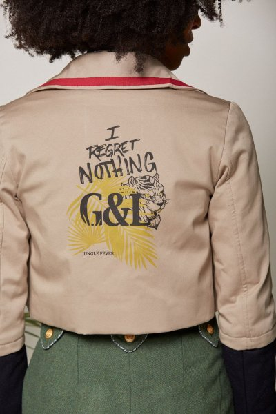 Chaqueta GUTS & LOVE Mixed Feelings M-20-5-008