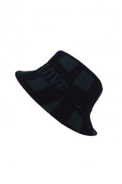 Gorro GUTS & LOVE Green Jungle Bucket A-20-3-001-G