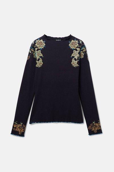 Camiseta DESIGUAL Tolouse Slim Floral 20WWTKAV5000