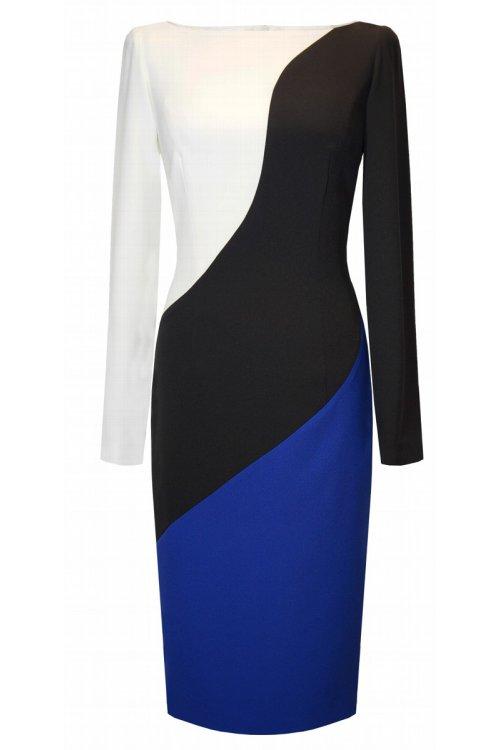 Vestido ARGGIDO Tricolor 44081