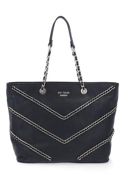 Bolso TWINSET Shopper Cadenas 202MO8040