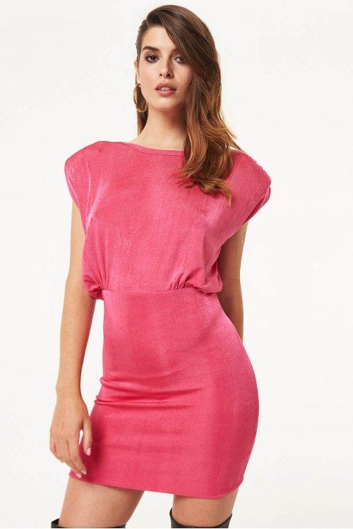 Vestido DENNY ROSE Hombreras 021DD10012