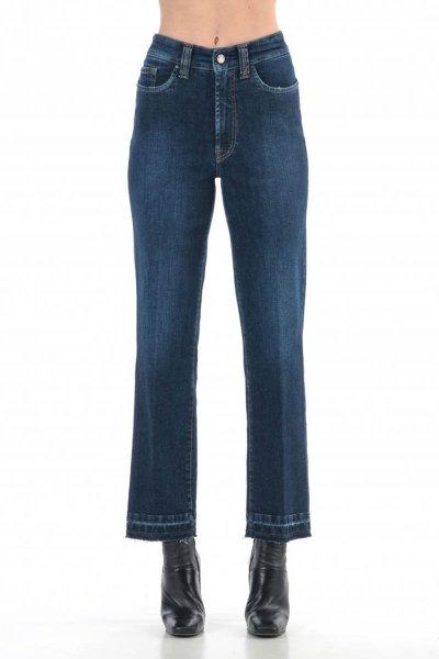 Jeans SOS Salt & Pepper Denim Dark Used P13S 4481