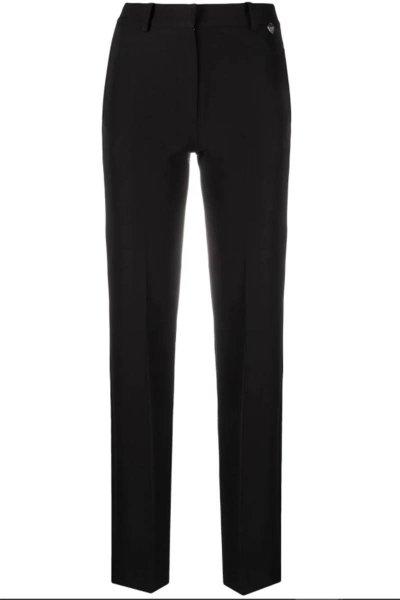 Pantalón TWINSET Negro Flare De Vestir 202TP2553