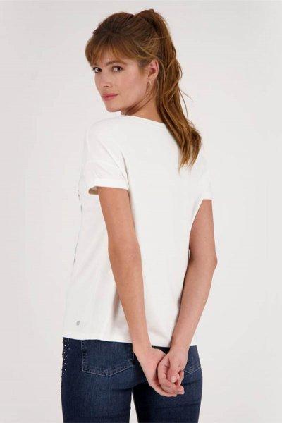 Camiseta MONARI Estampado Mujer 405930