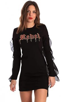 Vestido DENNY ROSE Rebel 821dd10007