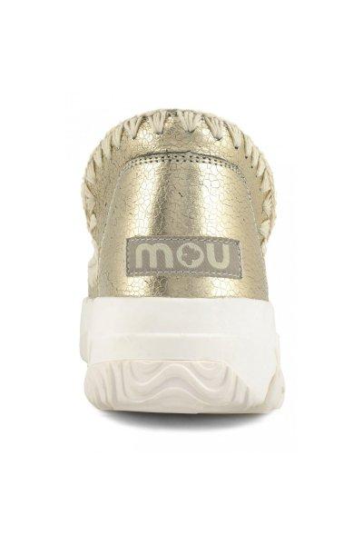 Trainer MOU Eskimo Special Leather Moon Metallic Platinum MU.SW201000C MMPLA