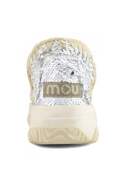 Trainer MOU Eskimo All Sequins White-Silver MU.SW201000G WHISI