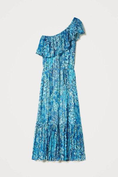 Vestido TWINSET En Creponna Floral 211TT2442