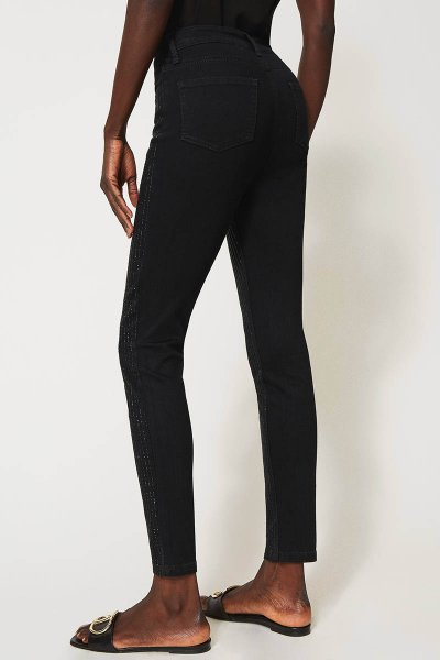 Jeans TWINSET Skinny Con Cristales 211TT2320