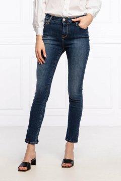 Jeans TWINSET Skinny Fit Marino 211MT2370