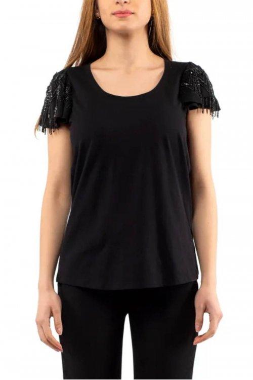 Camiseta TWINSET Hombros Joya 211TT2630