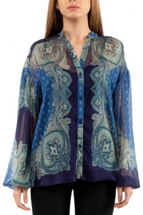 Camisa TWINSET Estampado Paisley 211TT2213