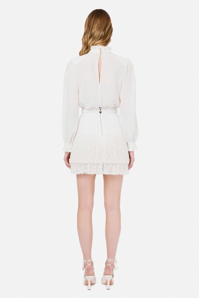 Vestido ELISABETTA FRANCHI Combinado AB14813E2