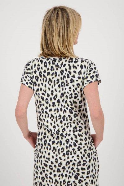 Vestido MONARI Animal Print 406347