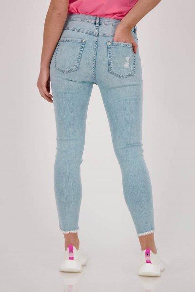 Jeans MONARI Bajo Desflecado 406533