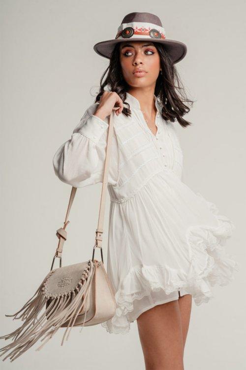 Vestido GUTS & LOVE White Emotions