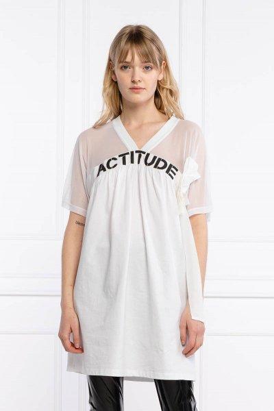 Vestido TWINSET Combinado Actitude 211MT261A
