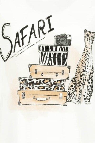 Camiseta MONARI Safari Estampada 406430