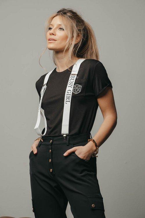 Camiseta IMILOA Negra IPR21-020