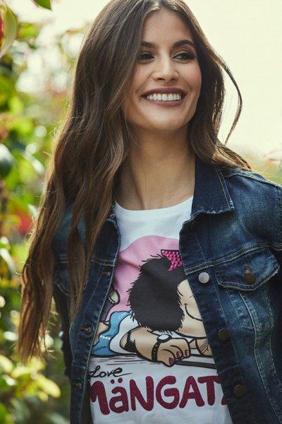 Camiseta MANGATA Básica Mafalda