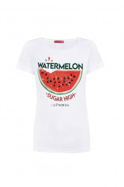 Camiseta LA CONDESA Watermelon