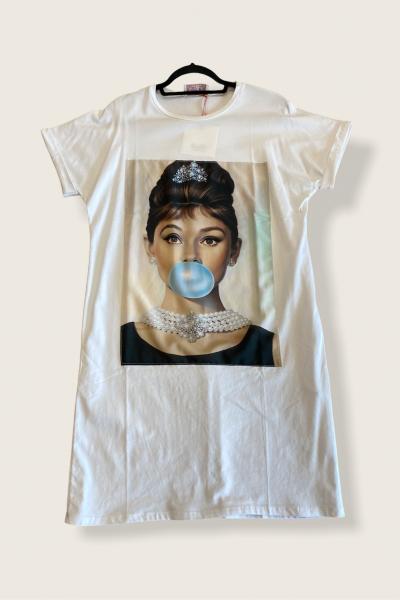 Vestido ROSEBLU Audrey Hepburn